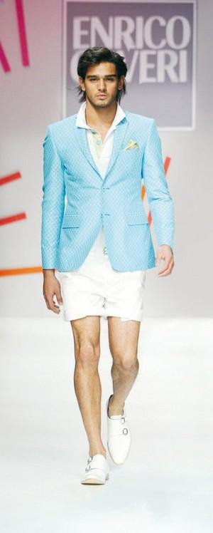 enrico coveri uomo collezione primavera estate 2012 08