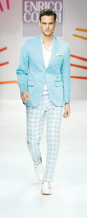 enrico coveri uomo collezione primavera estate 2012 10