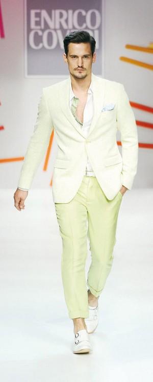 enrico coveri uomo collezione primavera estate 2012 11