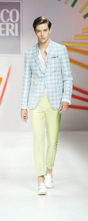 enrico coveri uomo collezione primavera estate 2012 12