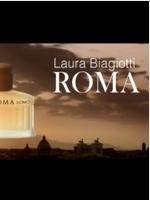 Roma ... la fragranza di Laura Biagiotti