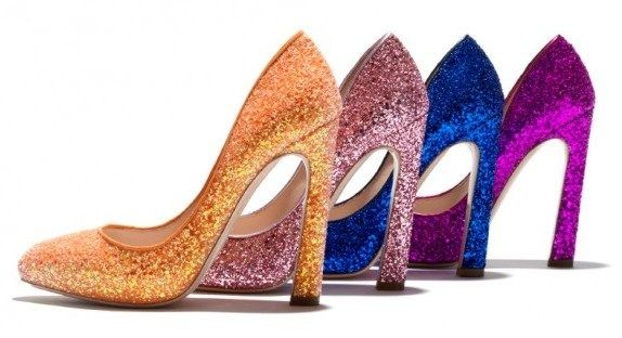 miu miu glitter collection 2012