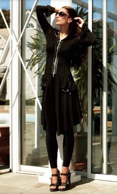 joseph ribkoff collezione primavera estate 2010 leggins
