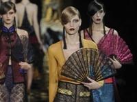 Louis Vuitton, eccentrico stile orientale