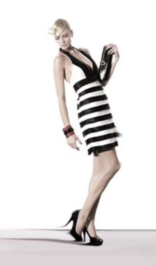 VittoriaRomano-abito-bianco-nero