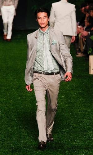 etro collezione primavera estate 2011